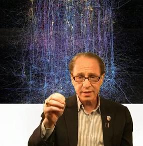 Ray Kurzweil, leading the way into the 666 Surveillance System
