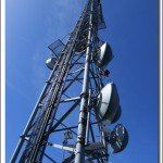 Cell tower used for microwave transmission on Targeted Individuals