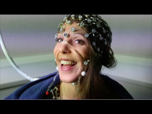 Current version of the EEG, predecessor to the digital tattoo allowing control through thought