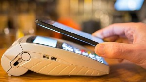 Mobile payment technology is becoming more common