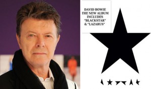 Davie Bowie and the cover of his final album